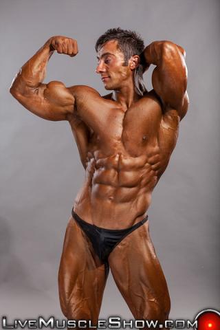 Live Muscle Show Chris Bortone
