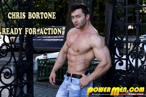 Powermen Chris Bortone