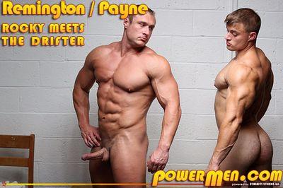 PowerMen Carl Payne & Rocky Remington