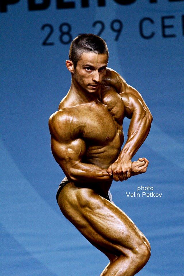 Men's Bodybuilding up to 65kg
