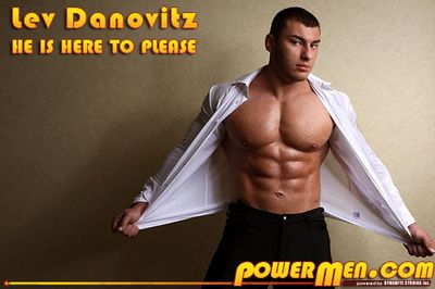 Powermen Lev Danovitz
