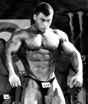 Live Muscle Show Lev Danovitz