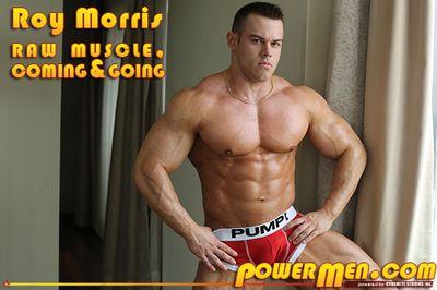 Powermen Roy Morris
