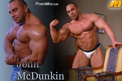 Powermen John McDunkin
