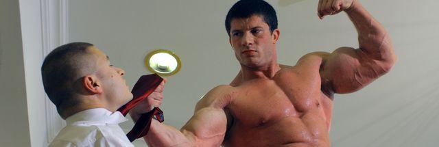 Melvin Howard WORSHIPS Arkady Zadrovich