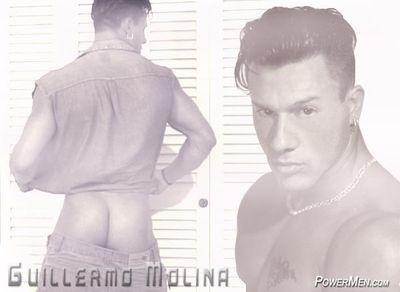 Powermen Guillermo Molina