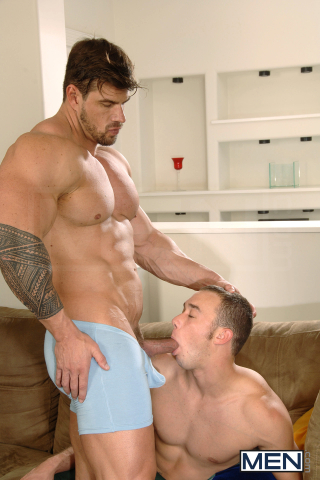 Kirk Cummings and Zeb Atlas