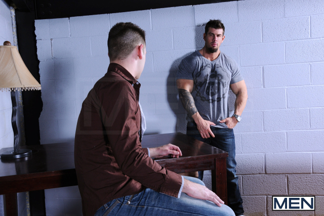 Zeb Atlas and Duncan Black