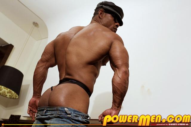 PowerMen Kuson Santos