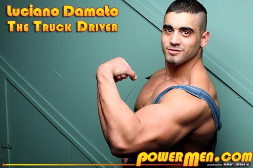 Powermen Luciano Damato