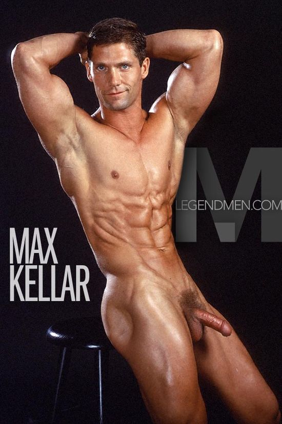Legend Men Max Kellar