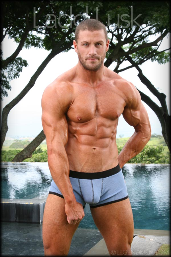 Bodybuilder Beautiful Ladd Lusk