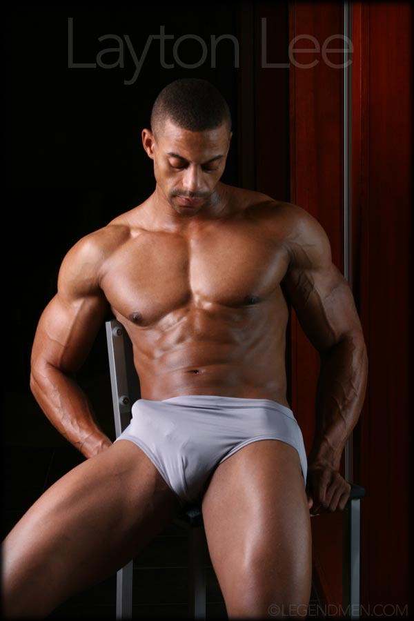 Bodybuilder Beautiful: Tatum Parks