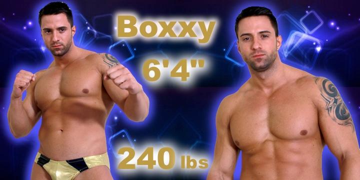 Thunders Arena Boxxy