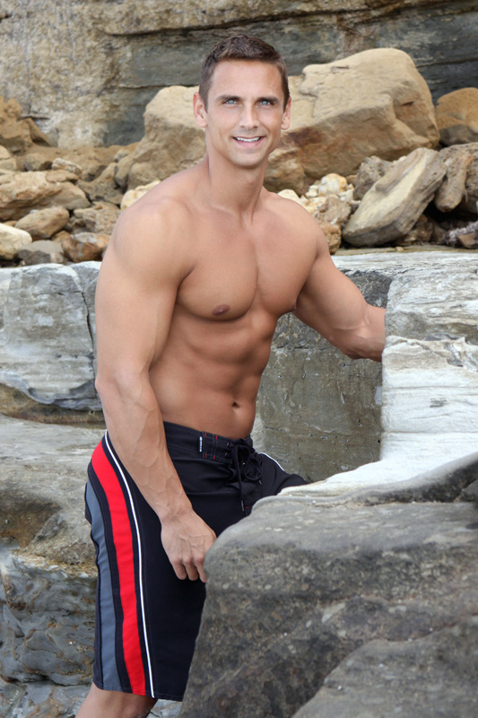 Bodybuilder Beautiful: Sean Cody Model Sam