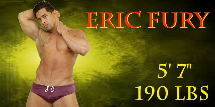 Thunders Arena Eric Fury