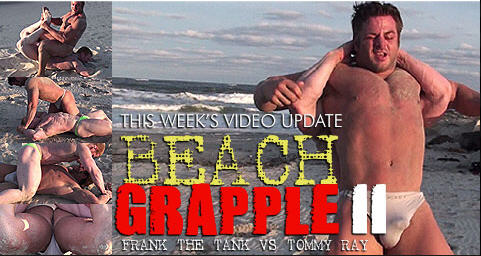 Frank The Tank vs Tommy Ray