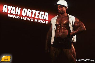 Ryan Ortega at Powermen
