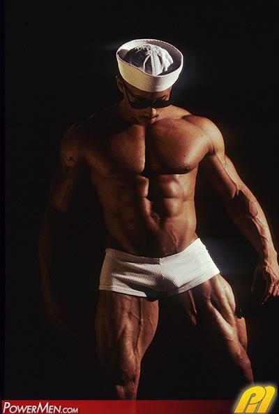 bodybuilder beautiful ryan ortega
