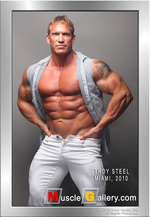 Bodybuilder Beautiful: Kevin Blake