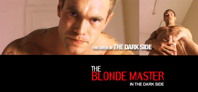 The Blonde Master
