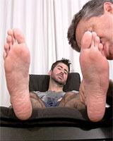 Berke's Sweaty Socks & Size 14s Worshiped