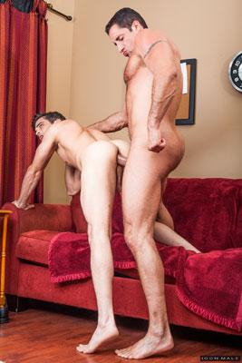 Lance Hart and Nick Capra