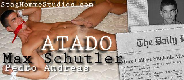 Max Schutler and Pedro Andreas in Atado