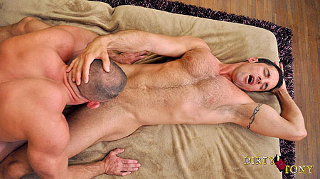Nick Capra Pounds Shay Michaels