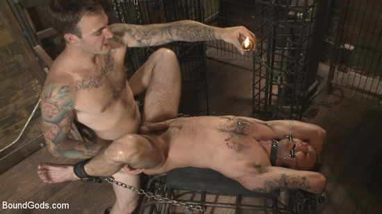 Chris Harder and Christian Wilde