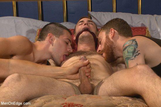 Dylan Knight, Christian Wilde, Sebastian Keys