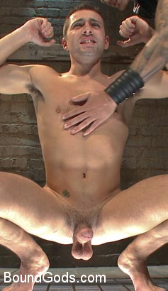 Bound Gods Dylan Knight and Christian Wilde