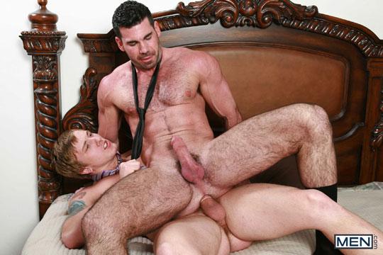 Billy Santoro and Tom Faulk