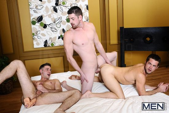 Andrew Stark, Mike De Marko, Duncan Black