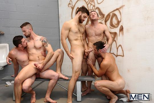 Trevor Knight, Tommy Defendi, Andrew Stark, Mike De Marko, Troy Daniels