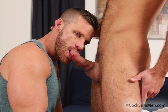 Landon Conrad and Leo Domenico