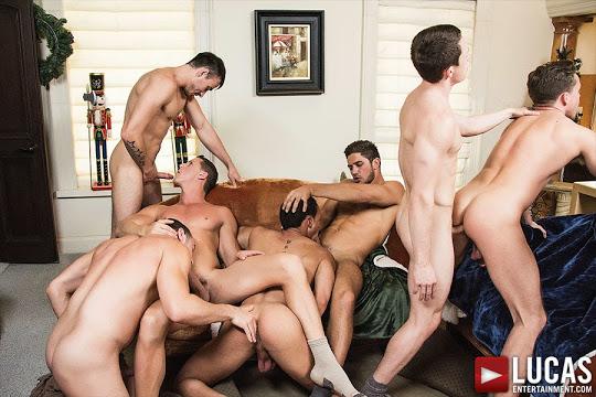 Dato Foland, Donnie Dean, Ivan Gregory, Lucas Knight, Nigel Banks, Santiago Figueroa, Tanner Bradley