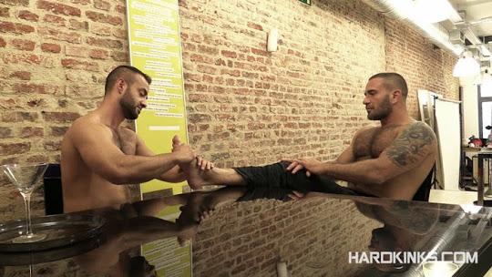 Edu Boxer and Hugo Vergari
