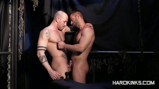 Max Duran and Hugo Vergari