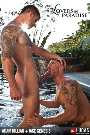 Adam Killian Romances Jake Genesis