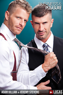 Adam Killian and Jeremy Stevens Do Business