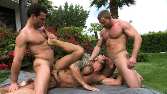 Adam Killian, Jessy Ares, Shay Michaels