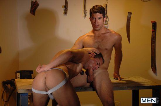 John Jockson and Troy Collins