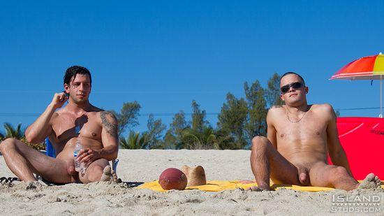Island Studs Austin & Eyal