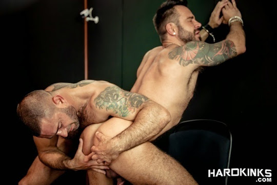 Edu Boxer and Martin Mazza
