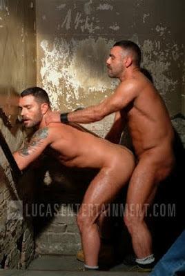 Muscle Guys Edu Boxer and Manu Maltes Flip-Fuck