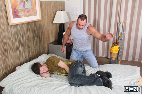Ryan Sharp and Brad Kalvo