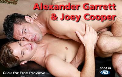 Alexander Garrett & Joey Cooper