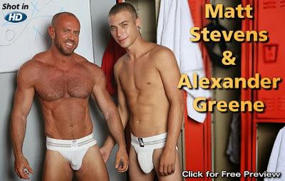 Matt Stevens & Alexander Greene