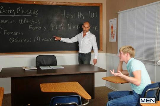 Hayden Chandler and Nick Forte